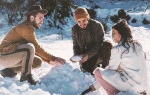 """Entrevista: Melim conta ao Papelpop curiosidades do clipe de """"Gelo"""", gravado na neve!"""