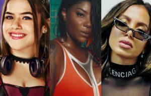 Maísa, Ludmilla e Anitta estão entre as principais indicadas aos Meus Prêmios Nick 2019