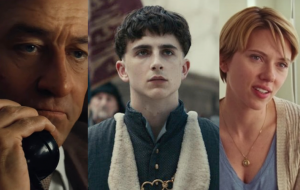 """Netflix anuncia datas de lançamento de """"O Irlandês"""", """"O Rei"""" e mais!"""