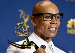 Ícone! RuPaul receberá prêmio em Cannes por sua carreira na TV