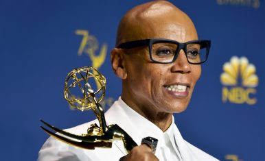 RuPaul ganhará prêmio em Cannes!