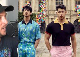 Vocalista do OneRepublic diz que nova música dos Jonas Brothers chega em breve
