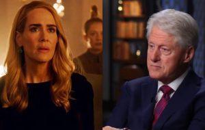 "3ª temporada de ""American Crime Story"" será sobre o Impeachment de Bill Clinton e terá Sarah Paulson no elenco"
