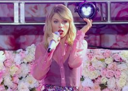 Taylor Swift revela que fará ato de abertura do VMA 2019!