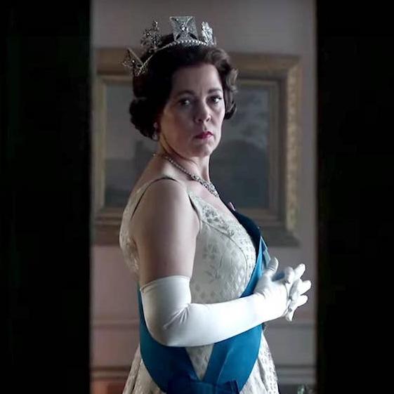 "Olivia Colman no teaser de ""The Crown""!"