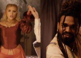 """Heavy Baile e Luísa Sonza se inspiram na era vitoriana no teaser de """"Cavalgada"""""""