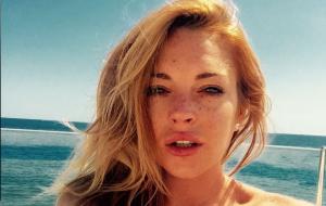 """Lindsay Lohan lança """"Xanax"""", seu novo single, no IGTV!"""