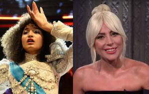 """Indya Moore, de """"Pose"""", conta que Lady Gaga fez doação para abrigo LGBT em que morava"""