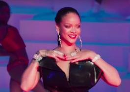 Rihanna está toda orgulhosa no trailer do desfile da Savage X Fenty