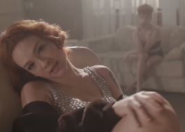 """Jade Baraldo vive romance no clipe de """"nós 2"""""""