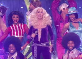 "Cher canta ""Waterloo"", sucesso do ABBA, no America's Got Talent"