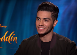 "Mena Massoud, ator de ""Aladdin"", pede mais diversidade na TV e cinema"