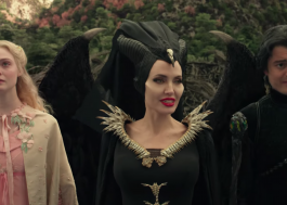 """""""Humanos são hilários"""", diz Malévola em novo teaser de """"Malévola: Dona do Mal"""""""