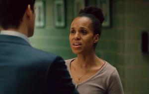 """Personagem de Kerry Washington busca por filho desaparecido no trailer de """"American Son"""""""