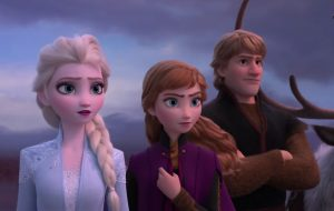 "Disney mostra trecho de ""Into The Unknown"", música tema de ""Frozen 2"""