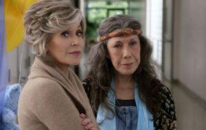 """""""Grace and Frankie"""" é renovada para sétima e última temporada"""
