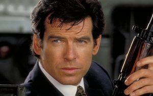 Pierce Brosnan quer que uma atriz assuma o papel de agente 007