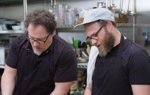 """Seth Rogen e Jon Favreau cozinham juntos no trailer de """"The Chef Show"""", da Netflix"""