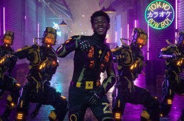 Clipe novo do Lil Nas X!