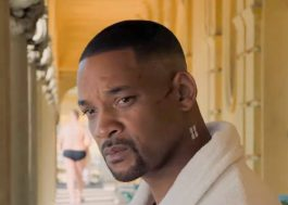 """Will Smith aparece em vários países nos bastidores de """"Projeto Gemini"""""""