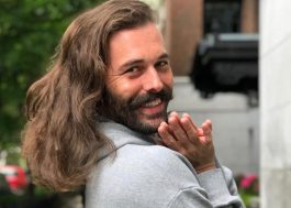 Jonathan Van Ness, de Queer Eye, revela que é portador do vírus HIV