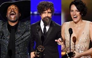 """Emmy 2019: em noite de grandes discursos, """"GoT"""", """"Fleabag"""" e """"Chernobyl"""" saem vitoriosas"""