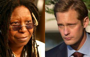 Whoopi Goldberg e Alexander Skargard serão protagonistas da nova série de Stephen King