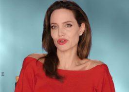 """""""Para mim, o Brasil é um conto de fadas"""", diz Angelina Jolie"""