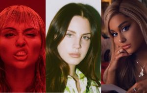 """Don't Call Me Angel"", single de Miley Cyrus, Lana Del Rey e Ariana Grande, chega na sexta (13)!"