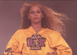 Indicado em seis categorias, documentário da Beyoncé não ganhou nenhum Emmy
