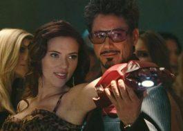 Robert Downey Jr. vai interpretar Homem de Ferro no filme da Viúva Negra, diz site