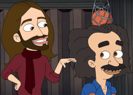"Personagens de ""Big Mouth"" encontram Fab 5 de ""Queer Eye"" em trailer da 3ª temporada!"