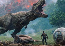 """""""Battle at Big Rock"""": Dinossauros brigam em novo curta de """"Jurrasic World"""""""
