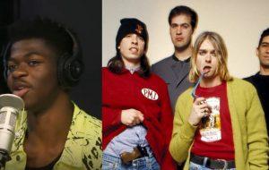 """Lil Nas X diz que não sabia que """"Panini"""" tinha sample de """"In Bloom"""" do Nirvana"""