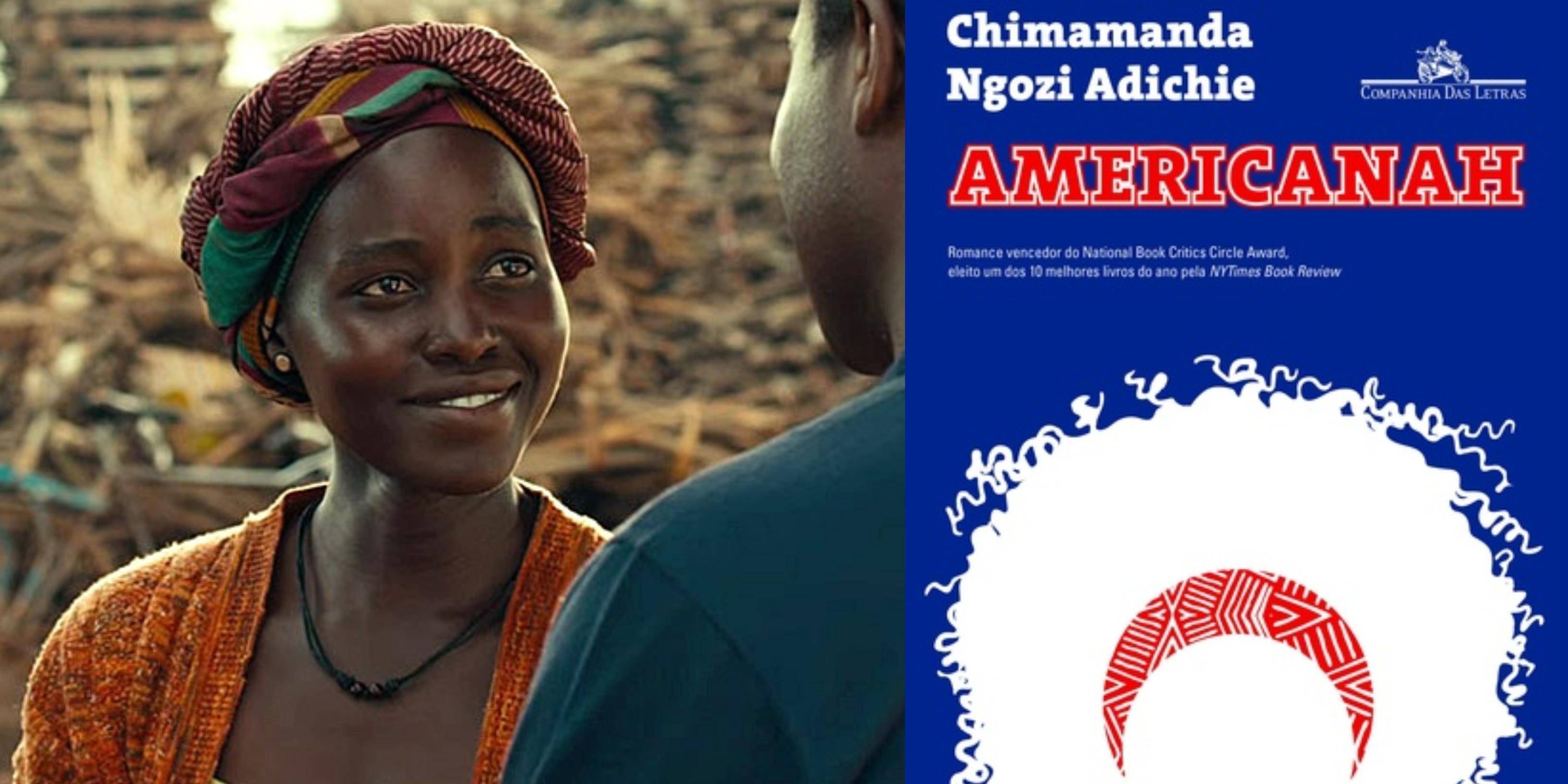 Resultado de imagem para Lupita Nyong'o irá estrelar série baseada no livro Americanah Lupita Nyong'o irá estrelar série baseada no livro Americanah