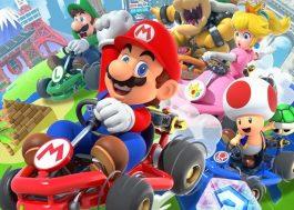 """""""Mario Kart Tour"""" já está disponível gratuitamente para Android e iOS!"""