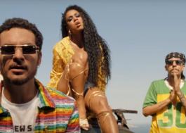 """Mc Rebecca e 3030 curtem a praia de Ipanema no clipe de """"Vem Mulher""""!"""