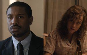 "Michael B. Jordan e Brie Larson defendem minorias no trailer emocionante de ""Luta Por Justiça"""