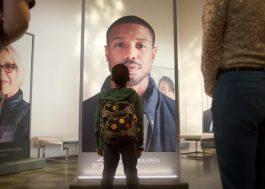 """Michael B. Jordan é pai de um garoto com super-poderes no trailer da série """"Raising Dion"""""""