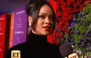 Rihanna comenta sobre poder interpretar Hera Venenosa nos cinemas