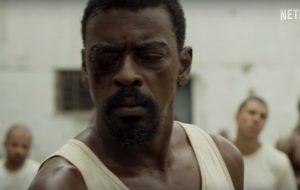 """Seu Jorge é líder de facção criminosa no trailer da série """"Irmandade"""""""