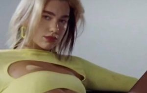 "Dua Lipa surge deslumbrante em teaser de ""Don't Start Now"", seu novo single"