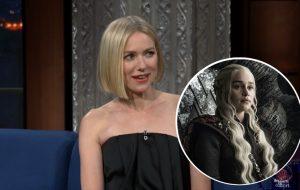 """Série derivada de """"Game Of Thrones"""" estrelada por Naomi Watts é cancelada"""