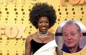Viola Davis e Bill Murray receberão prêmio pela carreira no Festival de Cinema de Roma