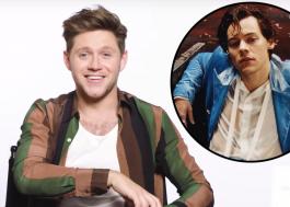 """Niall Horan já ouviu o novo álbum de Harry Styles e garante: """"É realmente bom"""""""