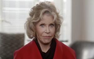 Jane Fonda é presa (pela terceira vez) em manifestação contra mudanças climáticas