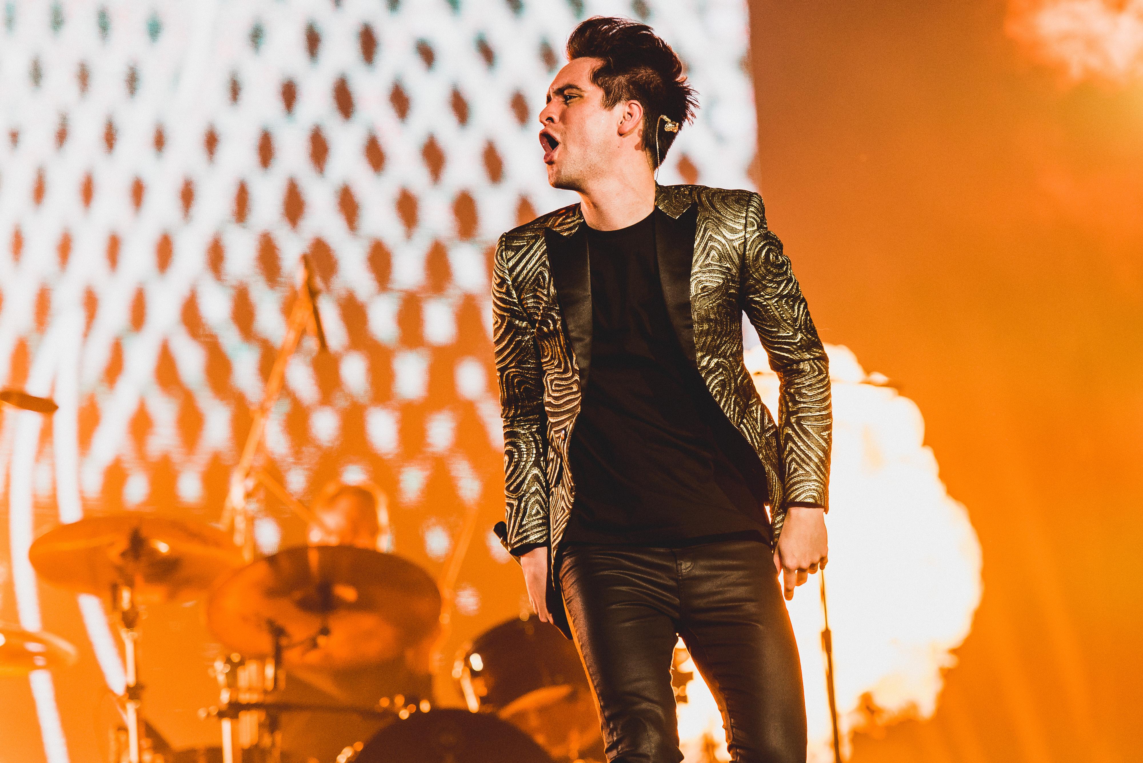 Resultado de imagem para rock in rio 2019  O Panic! At the Disco