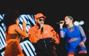 Emicida e Ibeyi celebram a liberdade e o povo negro em show no Rock in Rio 2019!