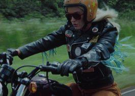 """Katy Perry está toda motoqueira na 1ª imagem do clipe de """"Harleys In Hawaii"""""""