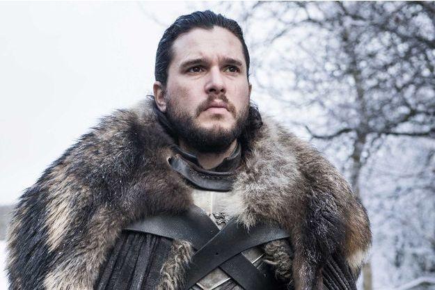 """Kit Harington como Jon Snow em """"GoT"""" (Reprodução)"""